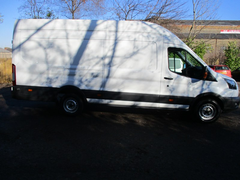 Ford Transit 2.0TDCi 350 L4H3 Extra Long Wheelbase Jumbo High Roof Panel Van 130PS