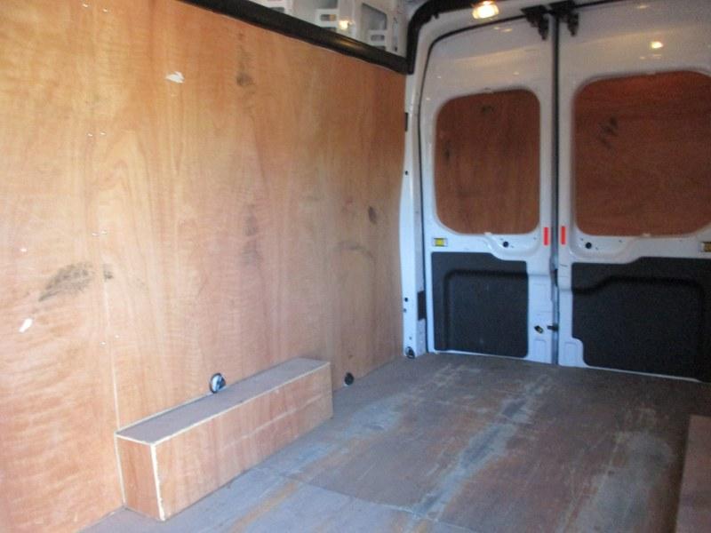 Ford Transit 2.0TDCi 350 L4H3 Extra Long Wheelbase Jumbo High Roof Panel Van 130PS