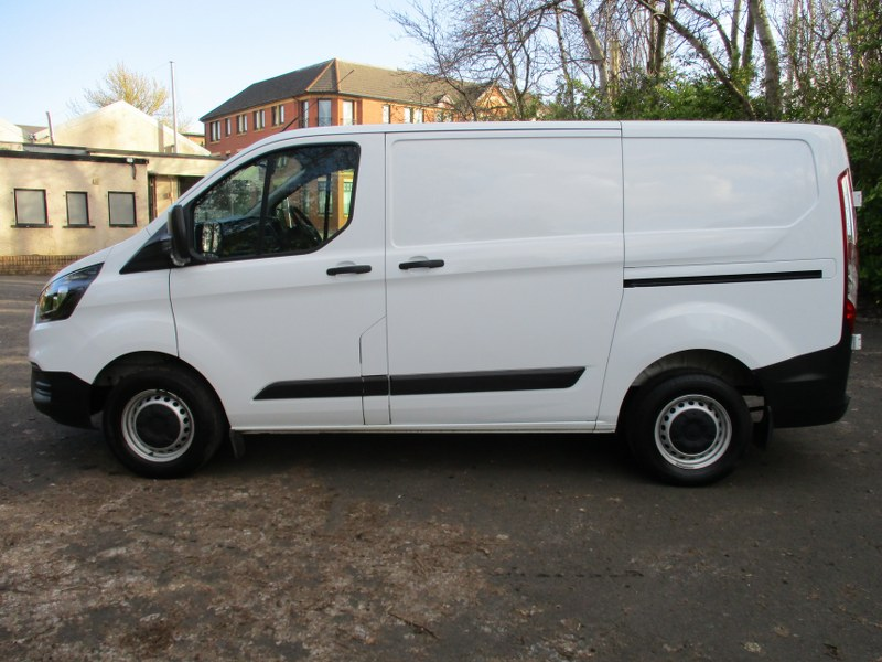 Ford Transit Custom Base 300 2.0TDCi L1H1 Short Wheelbase Low Roof Panel Van 105PS