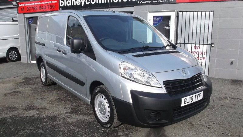 Peugeot Expert 1000 Professional 2.0HDi L1H1 Short Wheelbase Panel Van 130PS
