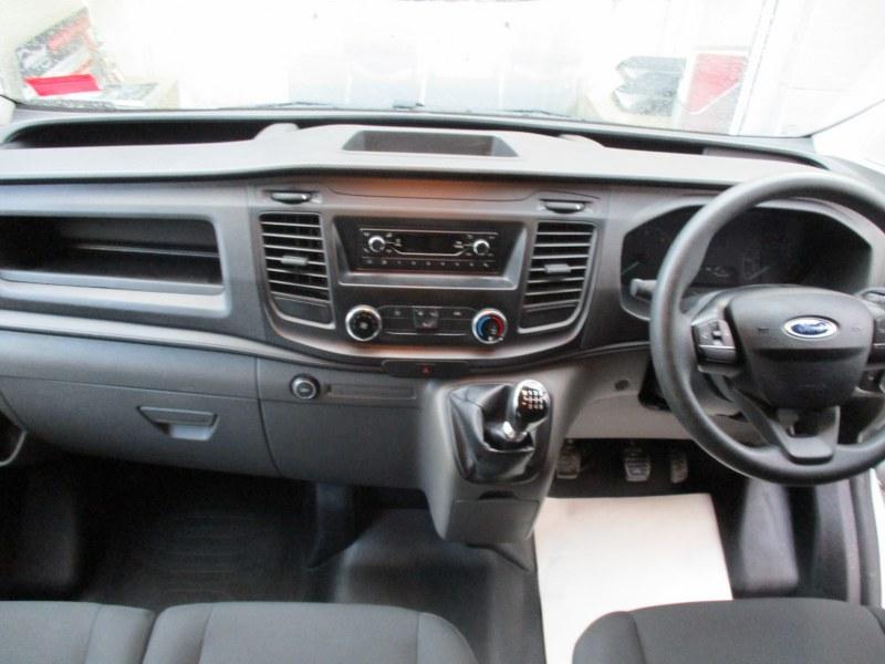 Ford Transit Custom Base 300 2.0TDCi L1H1 Short Wheelbase Panel Van 105PS