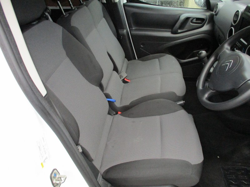 Citroen Berlingo 625 1.6BlueHDi ENTERPRISE L1 Panel Van 75PS