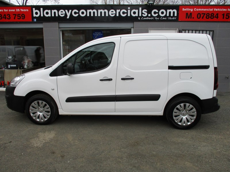 Citroen Berlingo 625 1.6HDi ENTERPRISE L1 Short Wheelbase Panel Van 75PS