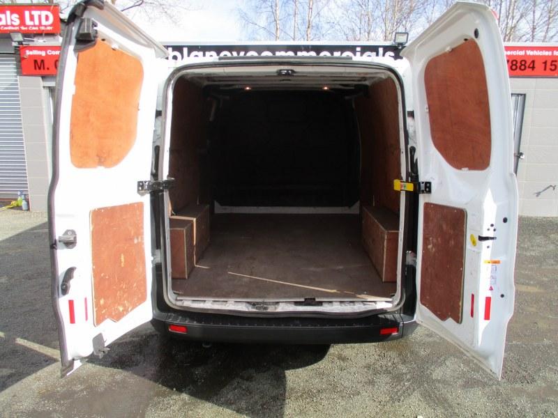 Ford Transit Custom Base 2.0TDCi 300 L2H1 Long Wheelbase Low Roof Panel Van 105PS