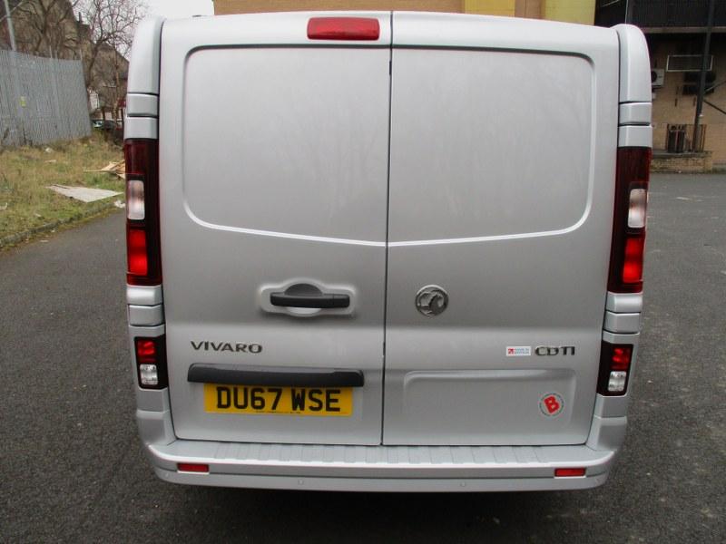 Vauxhall Vivaro 2700 1.6CDTi L1H1 Short Wheelbase Sportive Panel Van 120PS
