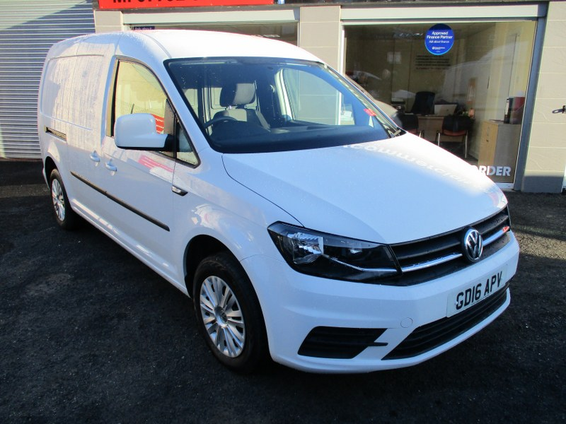Volkswagen Caddy Maxi C20 2.0TDi BlueMotion Tech Trendline Panel Van 102PS