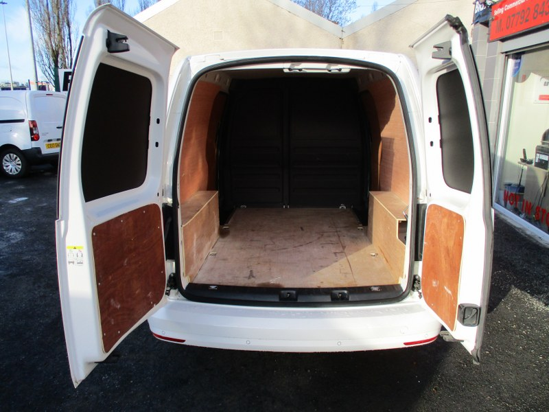 Volkswagen Caddy Maxi C20 2.0TDi BlueMotion Tech Trendline Panel Van 102PS
