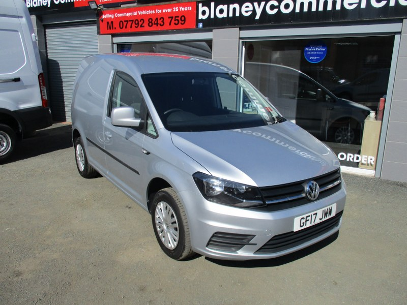 Volkswagen Caddy C20 2.0TDi BlueMotion Tech Trendline Panel Van 102PS