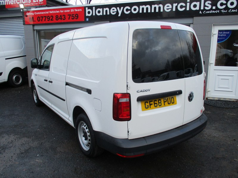 Volkswagen Caddy Maxi C20 2.0TDi Bluemotion Tech Startline Panel Van 102PS