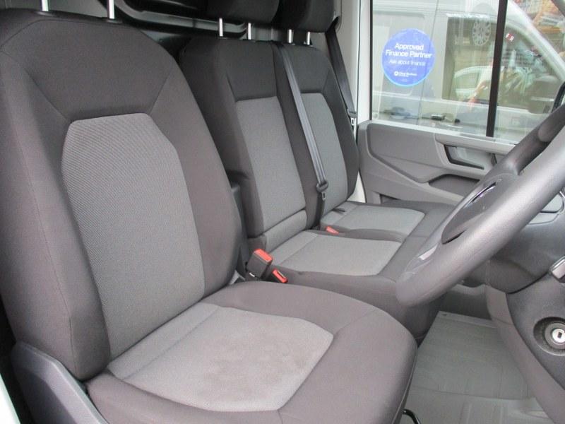 Volkswagen Crafter CR35 2.0TDi Startline Medium Wheelbase High Roof Panel Van 140PS