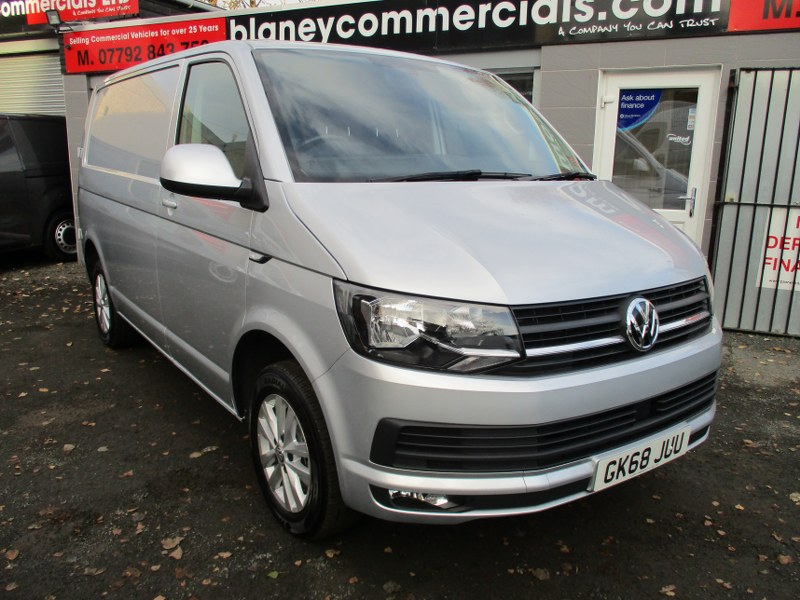 Volkswagen Transporter T28 Highline 2.0TDi BlueMotion Tech Short Wheelbase Panel Van 102PS