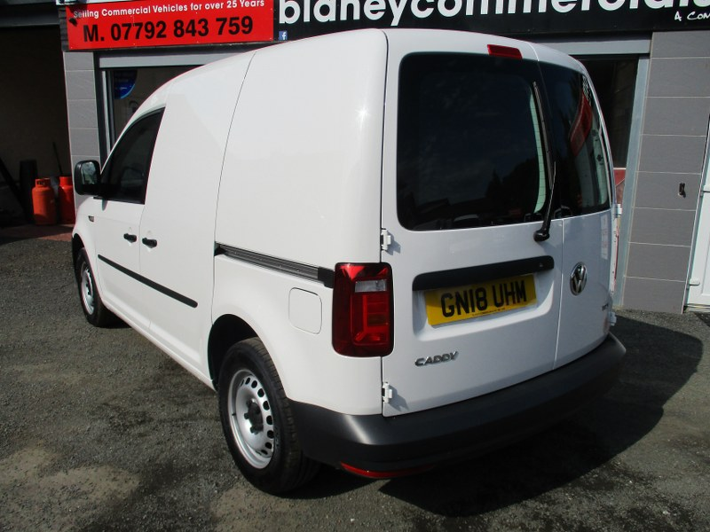 Volkswagen Caddy C20 2.0TDi BlueMotion Tech Startline Panel Van 102PS