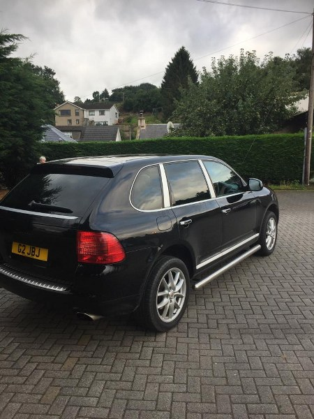 Porsche Cayenne 3.2 Tiptronic S Estate 4x4 250PS