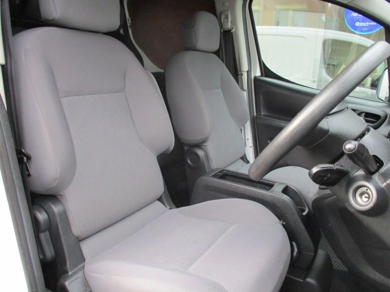Peugeot Partner S 716 1.6HDi L2 Long Wheelbase Crew Van 90PS