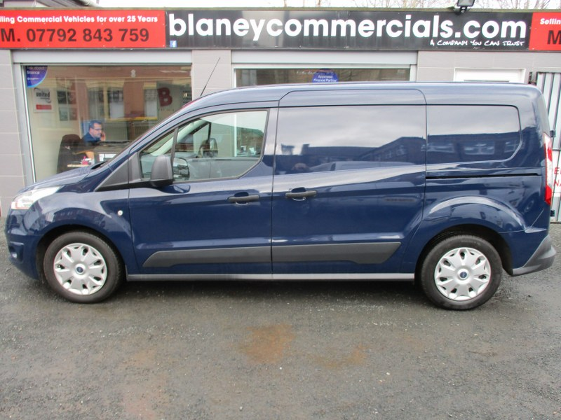 Ford Transit Connect 1.6TDCi 210 L2H1 TREND Long Wheelbase Panel Van 95PS