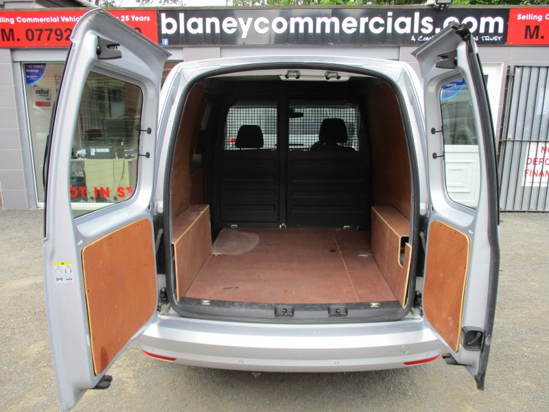 Volkswagen Caddy C20 2.0TDi Highline Panel Van 140PS
