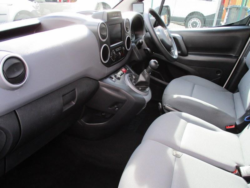 Citroen Berlingo 625 1.6HDi ENTERPRISE L1 Short Wheelbase Panel Van 75PS