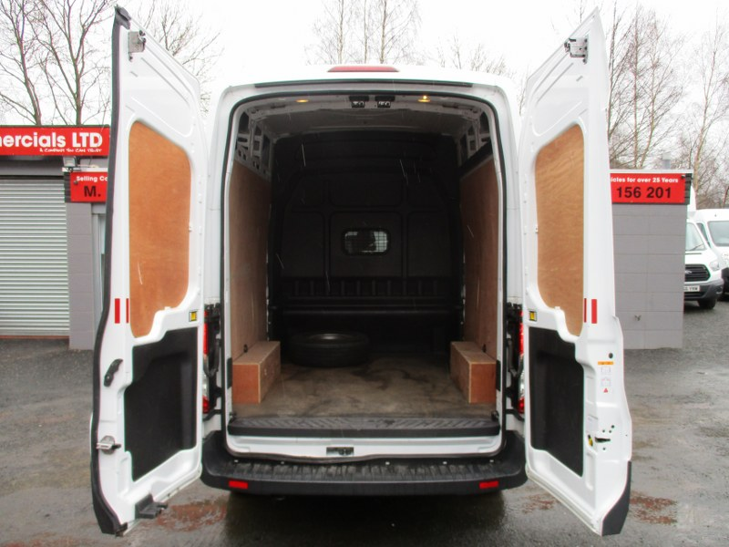 Ford Transit 350 Base 2.0TDCi L3H3 Long Wheelbase High Roof Double Cab In Van 130PS