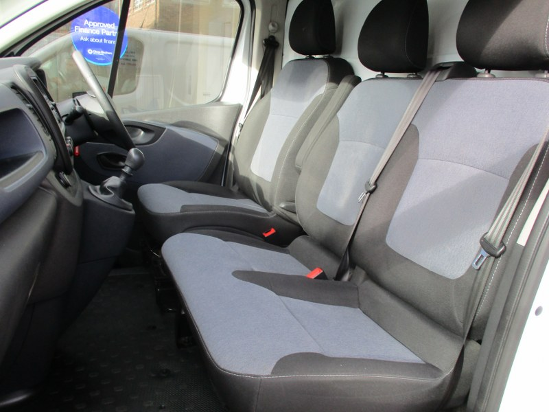 Vauxhall Vivaro 2700 1.6CDTi L1H1 Short Wheelbase Panel Van 115PS
