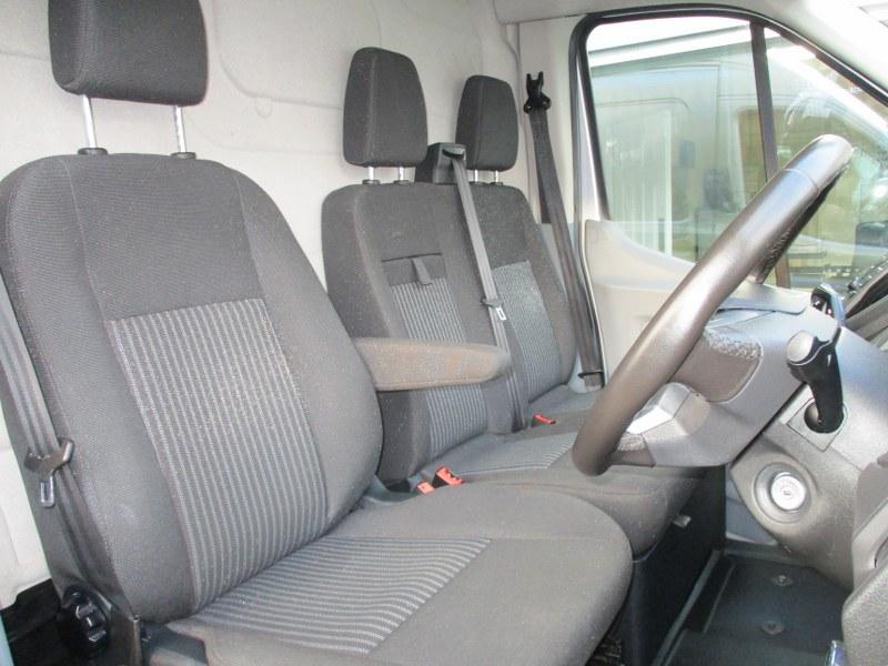 Ford Transit 350 Trend 2.0TDCi L3H3 Long Wheelbase High Roof Panel Van 130PS
