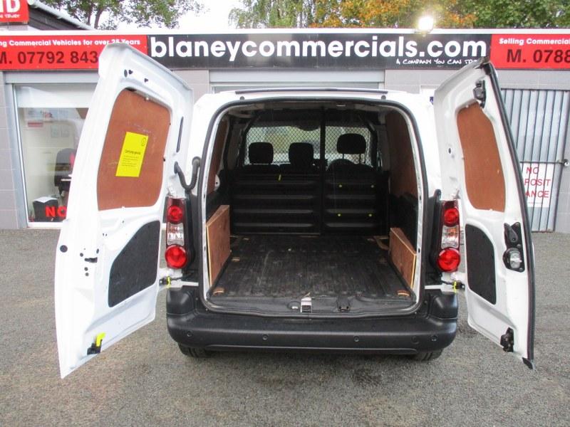 Peugeot Partner Professional 850 1.6 BlueHDi L1 Short Wheelbase Panel Van 100PS