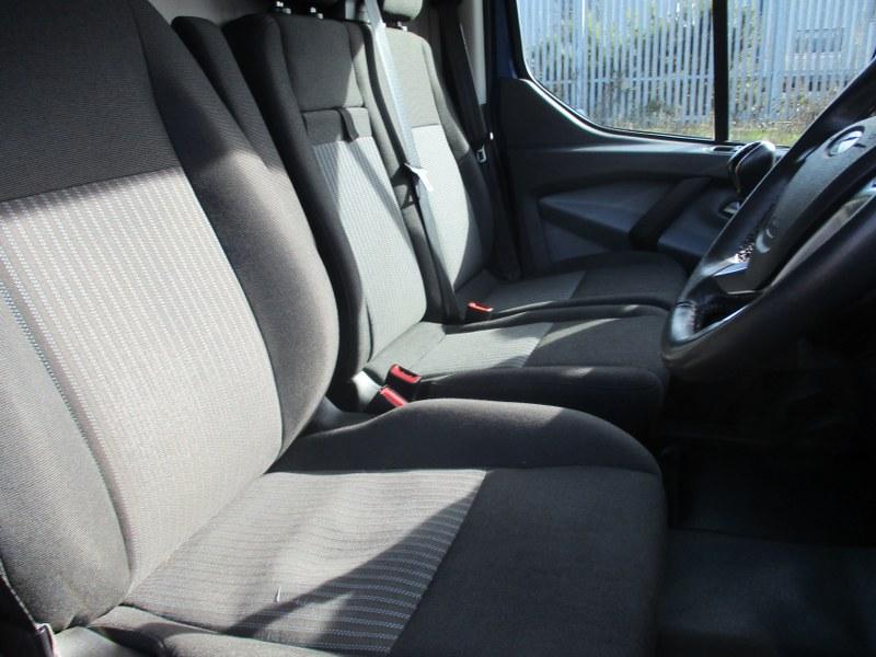 Ford Transit Custom Trend 290 2.2 TDCi L1H1 Short Wheelbase Panel Van 125PS