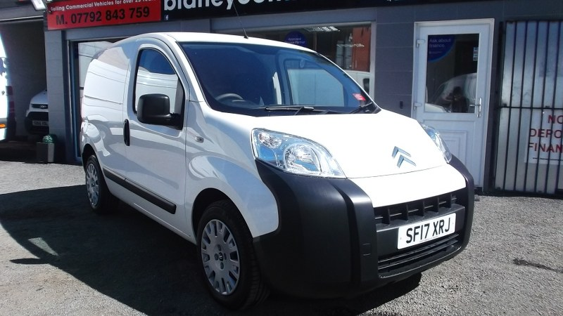 CHOICE OF CITROEN NEMO ENTERPRISE PANEL VANS