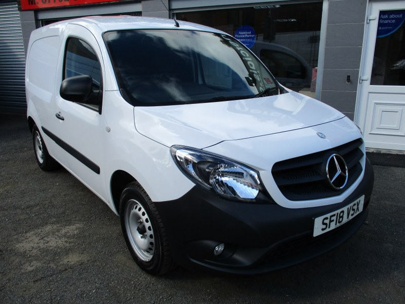 Mercedes-Benz Citan 109 1.5CDI BLUEEFFICIANCY Long Panel Van 90PS