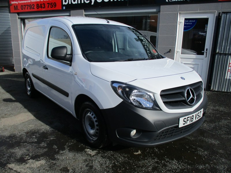 Mercedes-Benz Citan 109 1.5CDI BLUEEFFICIENCY Long Panel Van 90PS