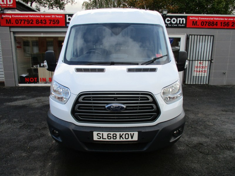 Ford Transit 290 Trend 2.0TDCi L2H2 Medium Wheelbase Medium Roof Panel Van 130PS