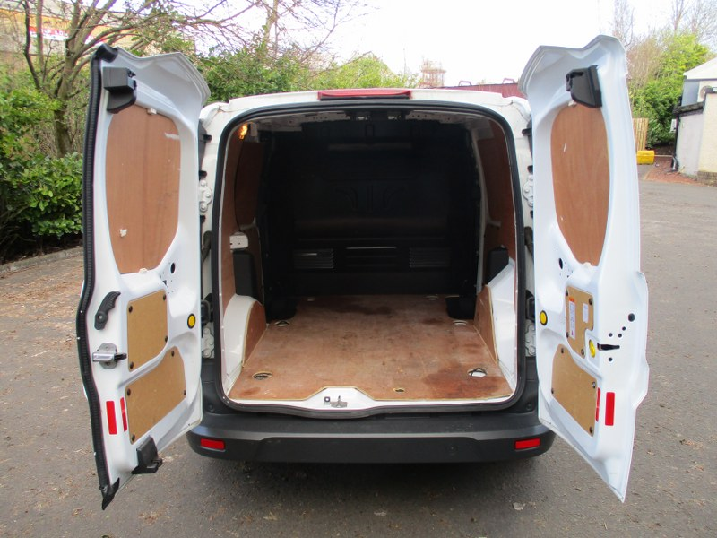 Ford Transit Connect 1.5TDCi 220 L1H1 BASE Short Wheelbase Panel Van 100PS