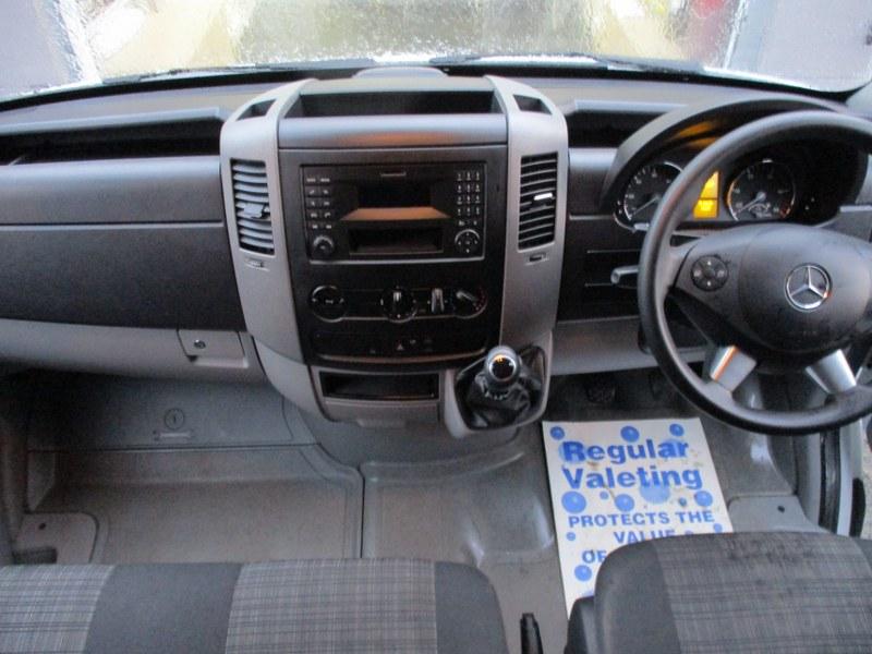 Mercedes-Benz Sprinter 314 2.2CDi Long Wheelbase High Roof Panel Van 140PS