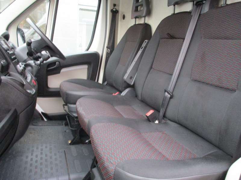 Citroen Relay 35 Enterprise Heavy Duty 2.2HDi L4H3 High Roof Panel Van 130PS